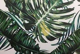 Tropical theme photobooth honolulu moder