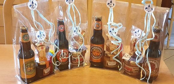 Pack cadeau 2 (Avec une bière)