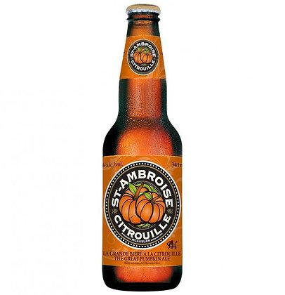 Pack Promo 6 bières St-Ambroise / Griffon au choix (6x 341ml)