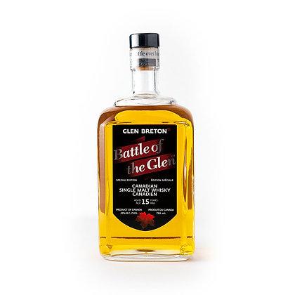 Whisky Glen Breton (Battle of the Glen) 43% 750ml
