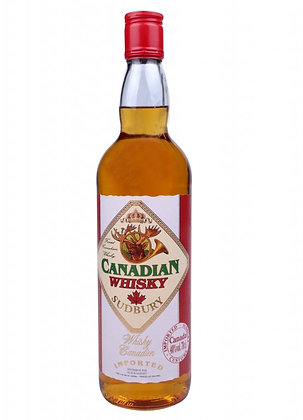Whisky Canadien Sudbury 40% 700ml