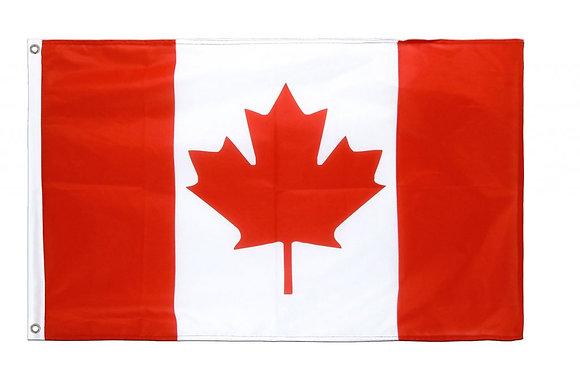 Grand drapeau du Canada