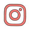 Instagram  whiteboard animation videos by white animtion silueta