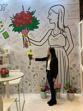 Booth Design - Gadot Agro