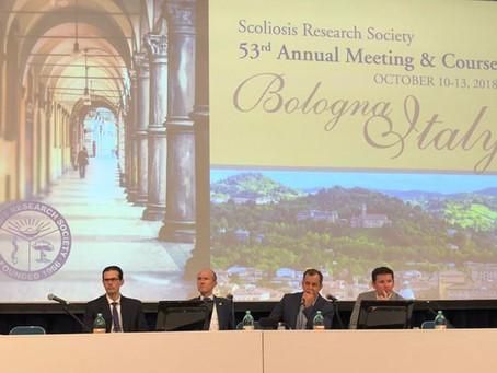 Olavo Biraghi Letaif - palestrante do 53° Congresso Anual da SRS
