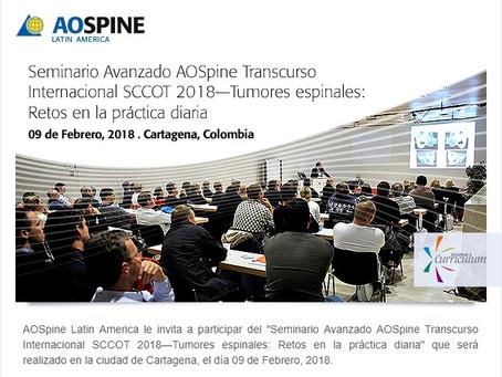 Dr. William Teixeira participou como palestrante na Colômbia