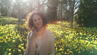 Vicky Walker Doula Homeopath Daffodil.jp
