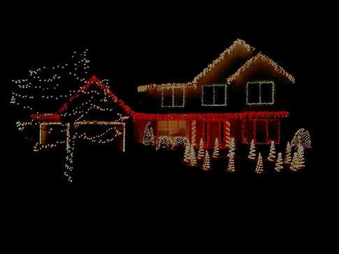 Plainfield Christmas Display