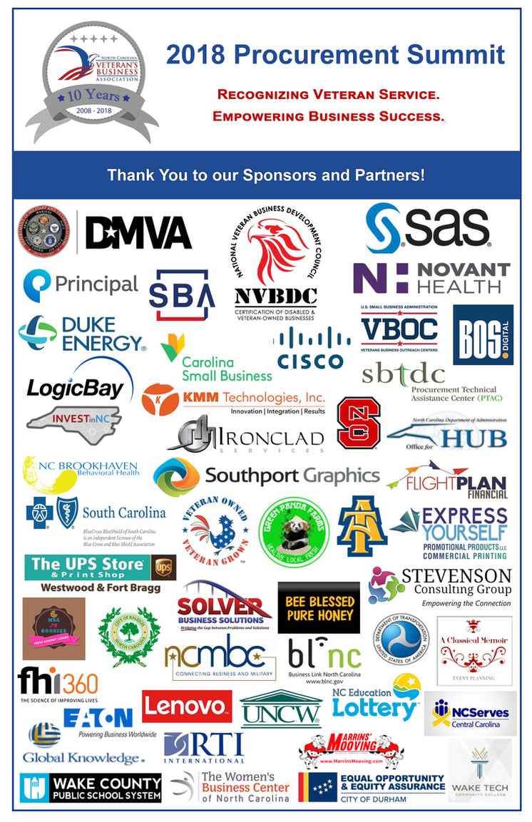 SPONSORS_2018 Proc Summit Poster 17Aug.j