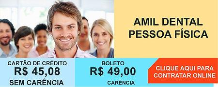 Amil Dental Pessoa Física São José dos Campos