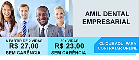 Contrate Amil Dental Empresa