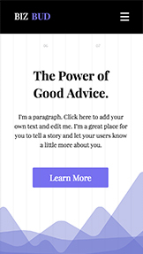 コンサルティング website templates – Business Advisor