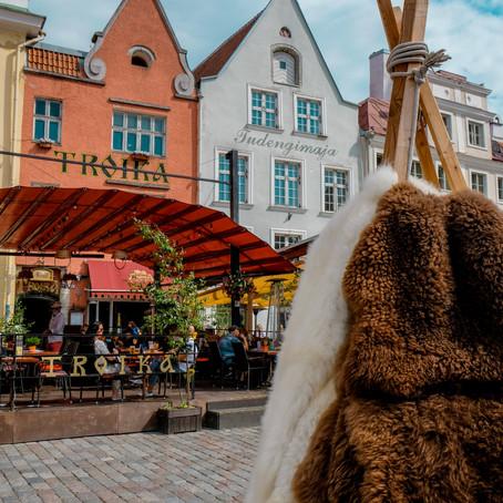 TALLINN, ESTONIA: POSTCARDS AND TIPS