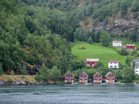 Six days itinerary: Norway