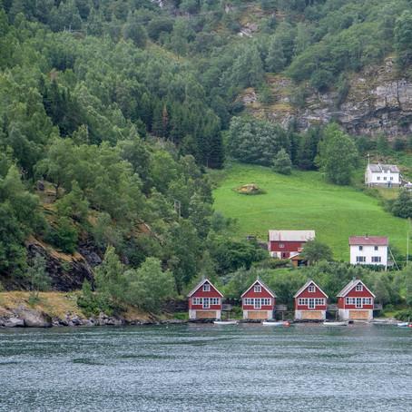 SIX DAYS ITINERARY: NORWAY