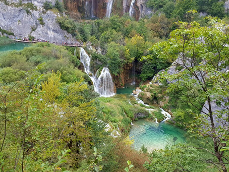 PLITVICE LAKES NATIONAL PARK - A QUICK GUIDE