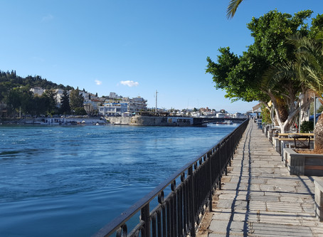A DAYTRIP FROM ATHENS