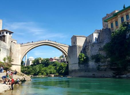 OUR DAY TRIP TO BOSNIA HERZEGOVINA