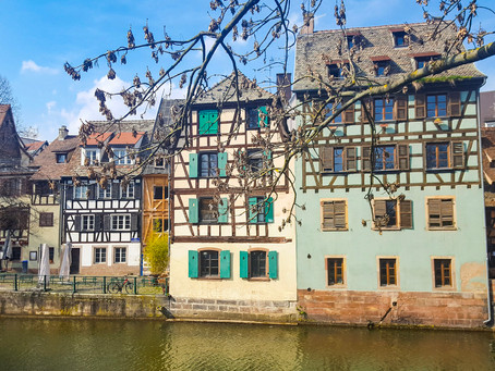 HOW TO SPEND ONE DAY IN STRASBOURG