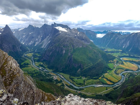 Hiking the Romsdalseggen Ridge: Our honest experience