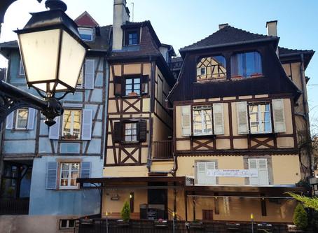 A PHOTO TOUR AROUND COLMAR, FRANCE