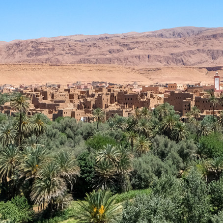 An escape to the Atlas Mountains, Morocco