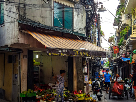 A QUICK GUIDE TO HANOI