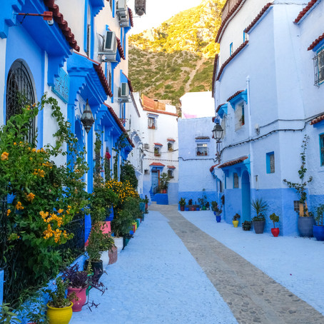 Chefchaouen photo inspiration