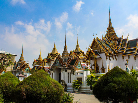 BANGKOK'S MUST SEE PLACES FOR FIRST TIMERS