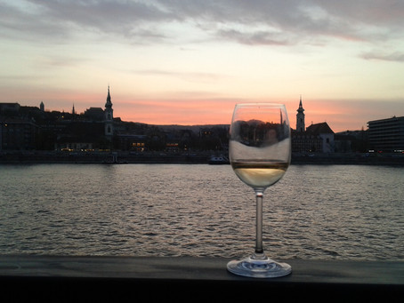 OUR DANUBE CRUISE-BUDAPEST