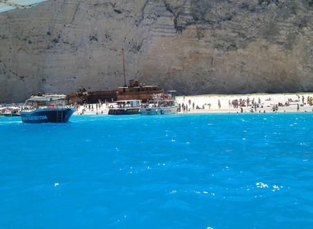 SUMMER '15 THROWBACK- ZANTE, GREECE