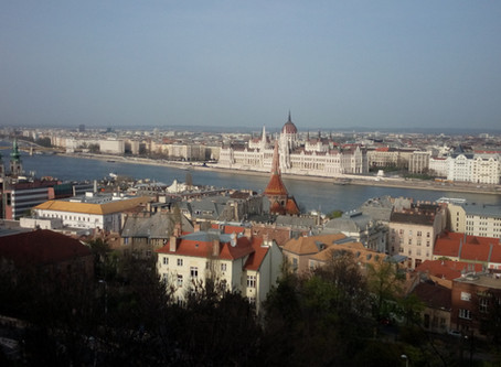 TOP 5 THINGS TO DO IN BUDAPEST FOR FREE