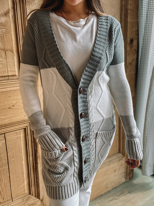 Marla Knit Cardigan