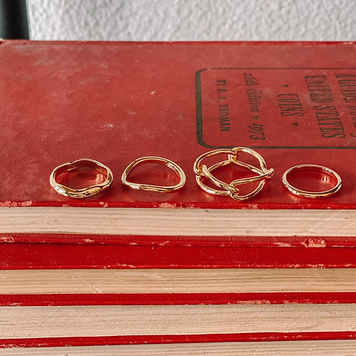 Anika Ring Set