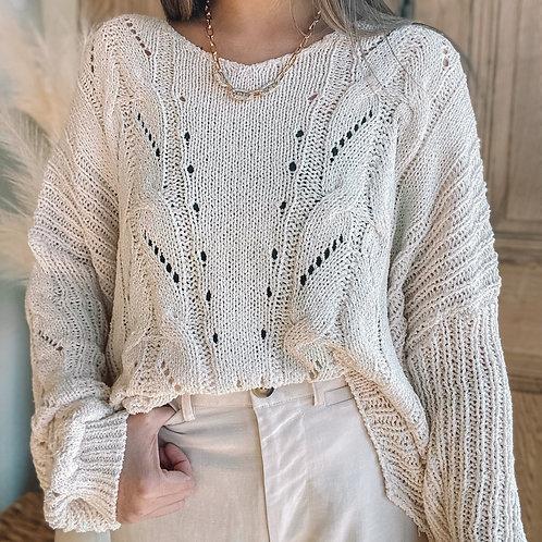 Gold Coast Sweater