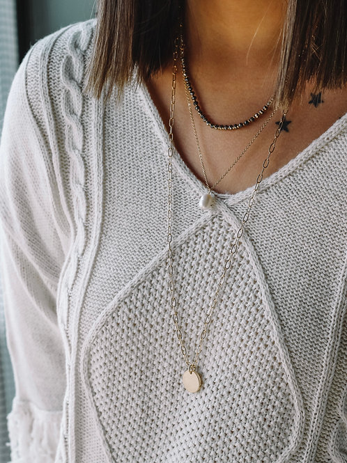 Lylah Chain Necklace