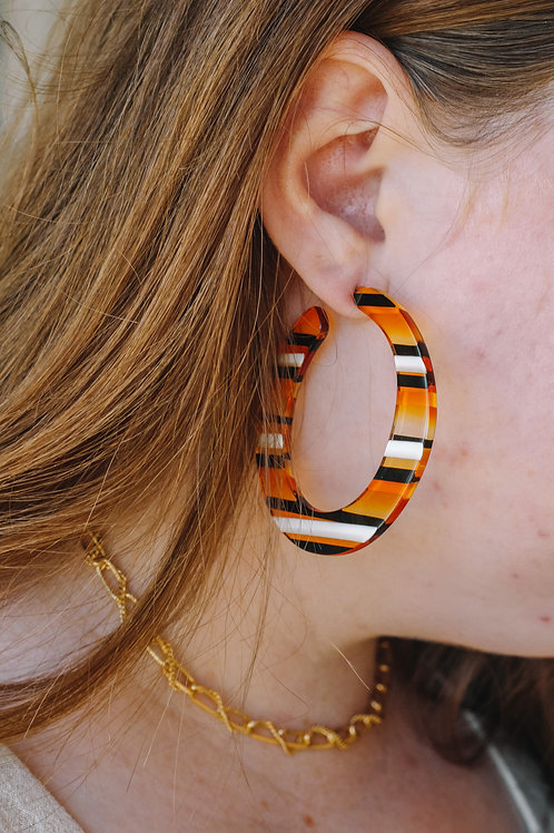 Sedona Hoop Earrings