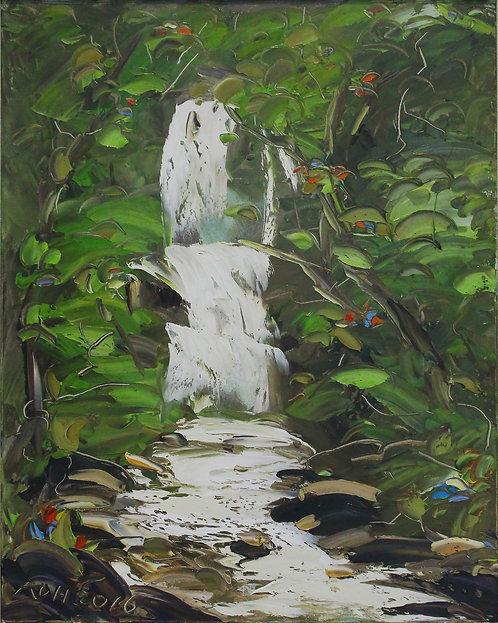 Gunung Redang Waterfall