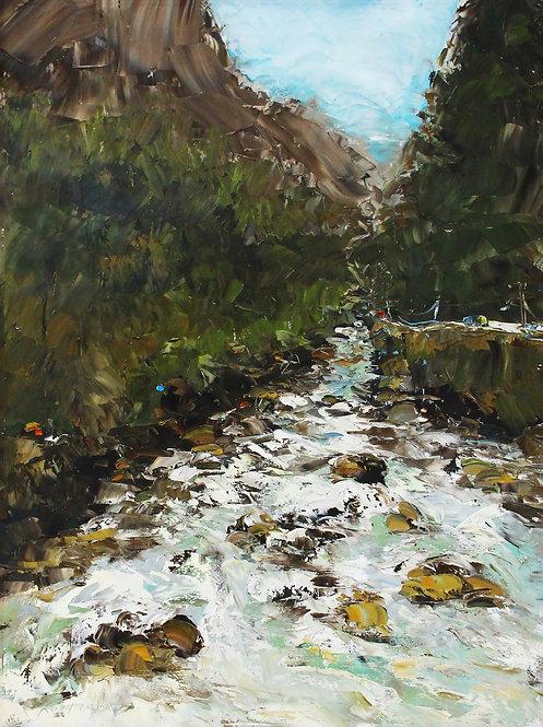 Spring《春天的河流》