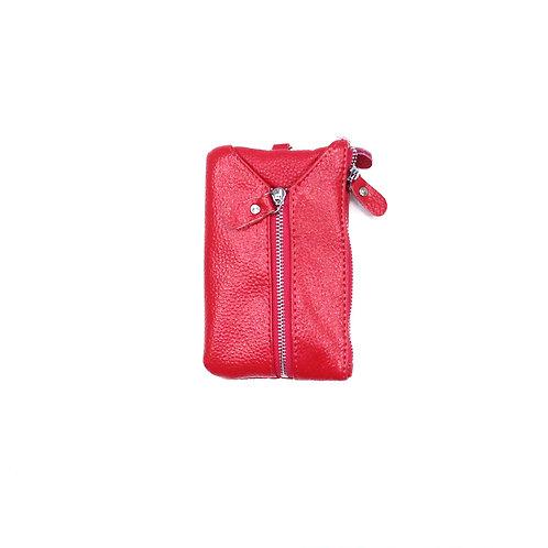 Genuine Leather Key Wallet