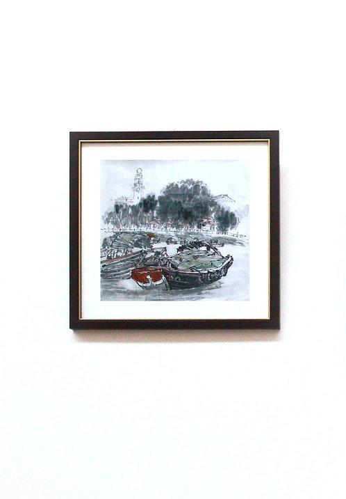 Lim Tze Peng Boat Series (Print)