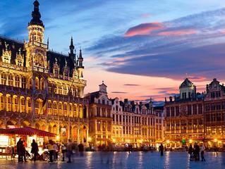 Tournée en Belgique