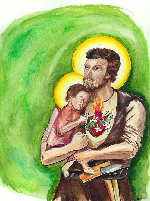 The Chaste Heart of St. Joseph