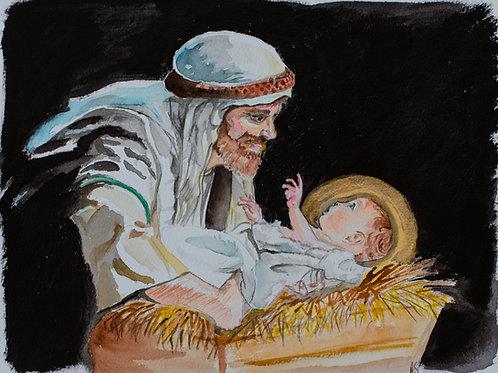 Joseph's Gaze