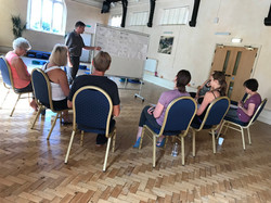Health-Skilled Workshops & Retreats