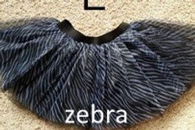 TUTU Zebra