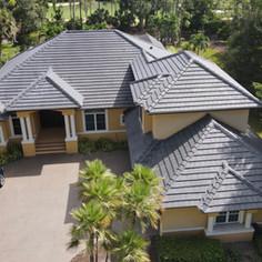Flat Tile Roof Naples