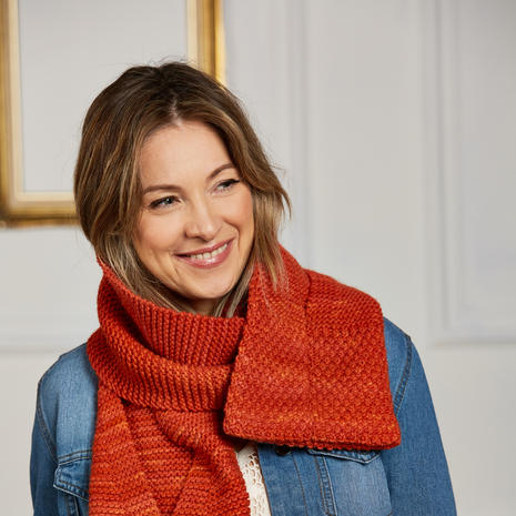 Camote Scarf