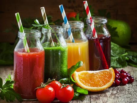 Les jus de fruits : bienfaits et recettes