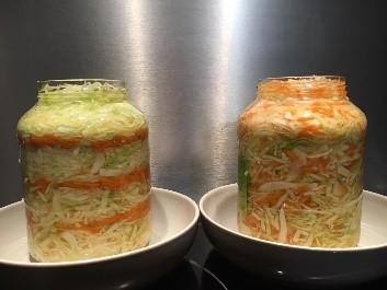 Comment profiter des bienfaits des légumes lactofermentés